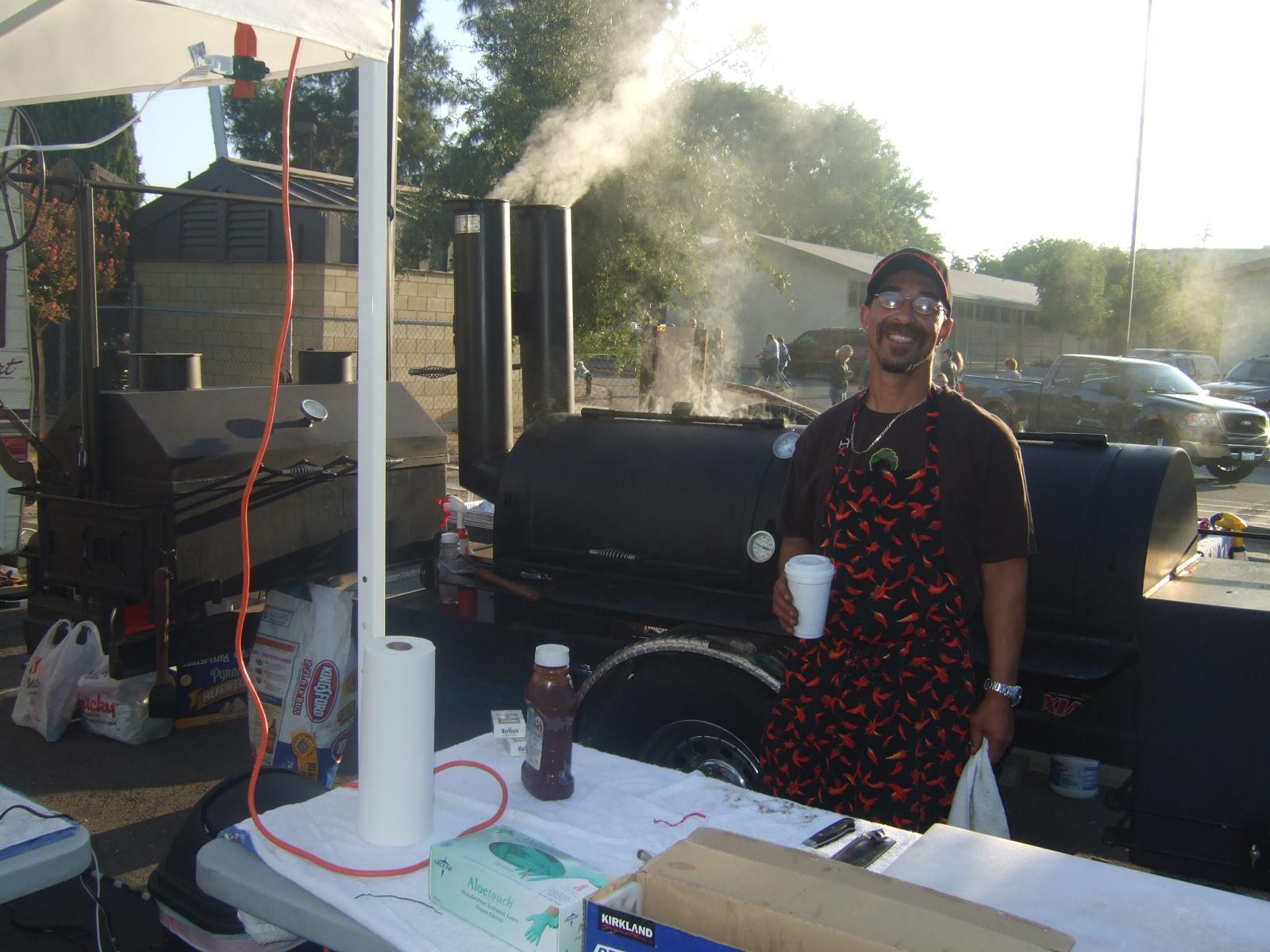 Weber Smokers Slap Yo' Daddy BBQ #4A6681